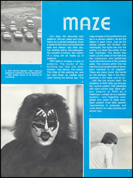 1977 Russellville High School Yearbook Page 9