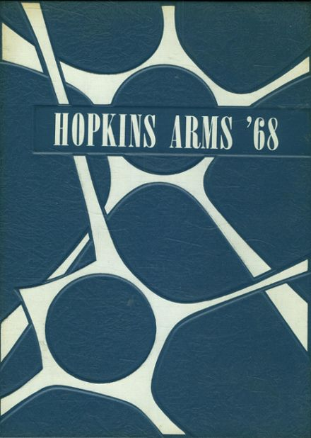 1968 Hopkins Academy Yearbook Cover
