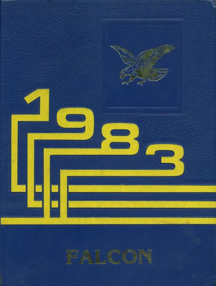 1983 Whitnall High School Yearbook Cover
