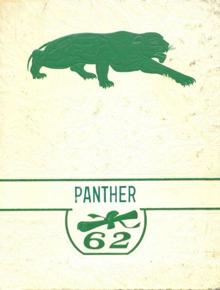 1962 Hesperia High School Yearbook Cover