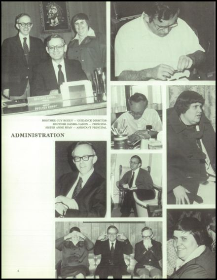 1982 Mt. Assumption Institute Yearbook Page 8