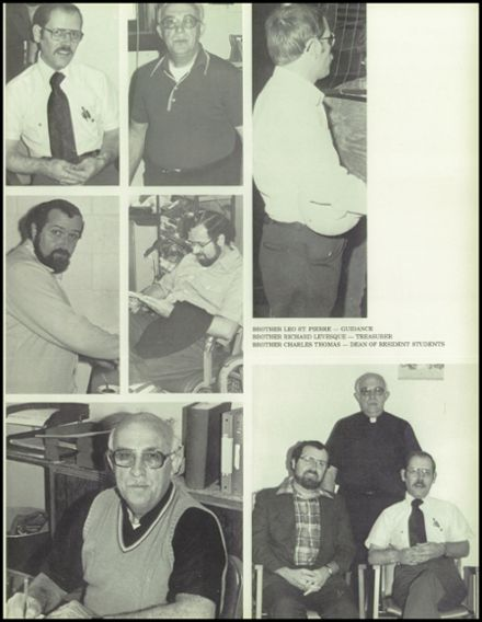 1982 Mt. Assumption Institute Yearbook Page 9