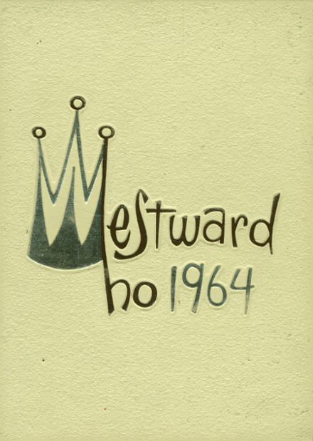 1964 West High School Yearbook Page 1