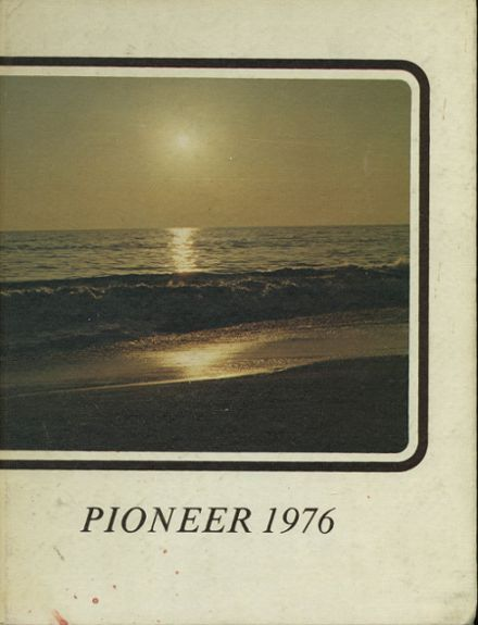 1976 Simi Valley High School Yearbook Cover