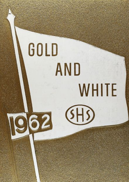 1962 Springfield High School Yearbook Cover