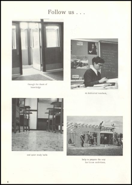 1969 Rib Lake High School Yearbook Page 8
