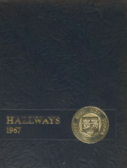 1967 Perry Hall High School Yearbook Cover