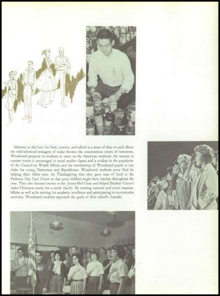 1962 Woodward High School Yearbook Page 9
