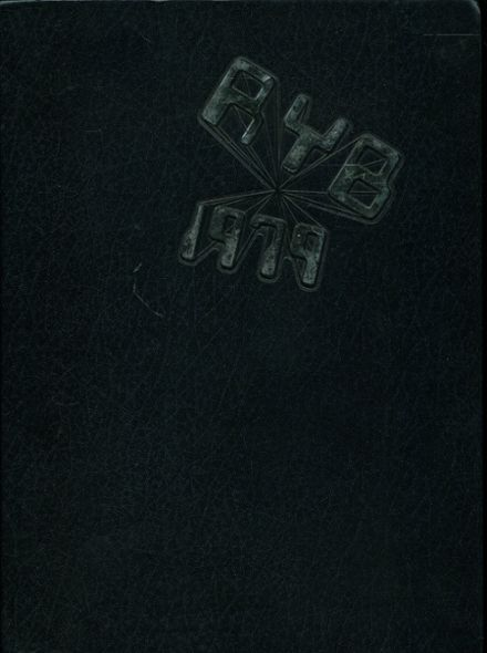 1979 Rogers High School Yearbook Cover