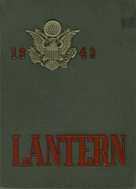 1943 Eastern High School Yearbook Cover