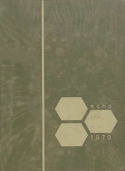 1970 Central Kitsap High School Yearbook Cover