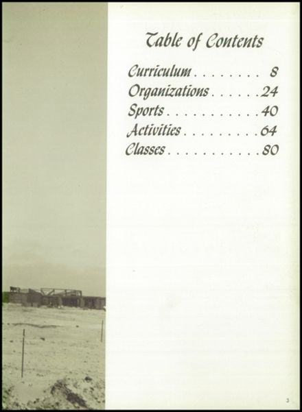 1966 Cabrillo High School Yearbook Page 7
