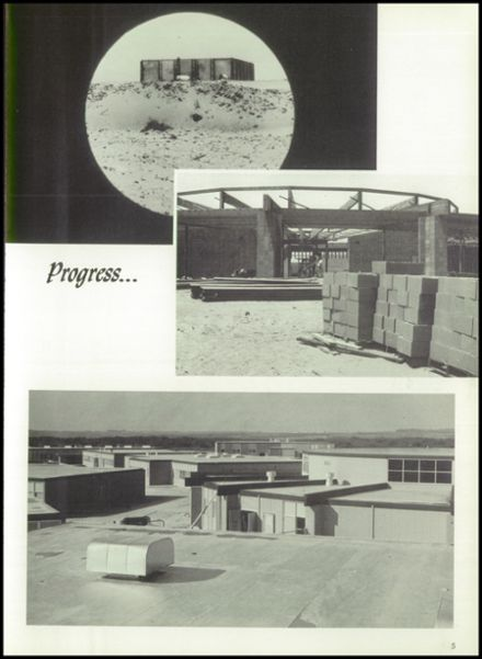 1966 Cabrillo High School Yearbook Page 9