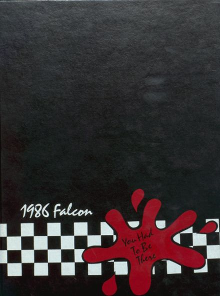 1986 North Pulaski High School Yearbook Cover