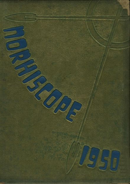 1950 North Huntington High School Yearbook Cover