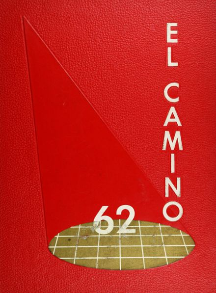 1962 North Hollywood High School Yearbook Cover