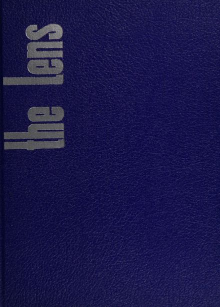 1937 Maine Township High School Yearbook Cover