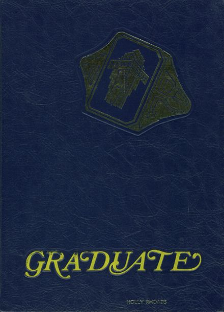 1978 Newburgh Free Academy Yearbook Cover