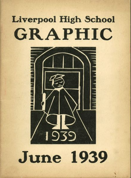 1939 Liverpool High School Yearbook Page 1