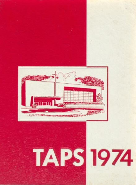 1974 St. John's College High School Yearbook Cover