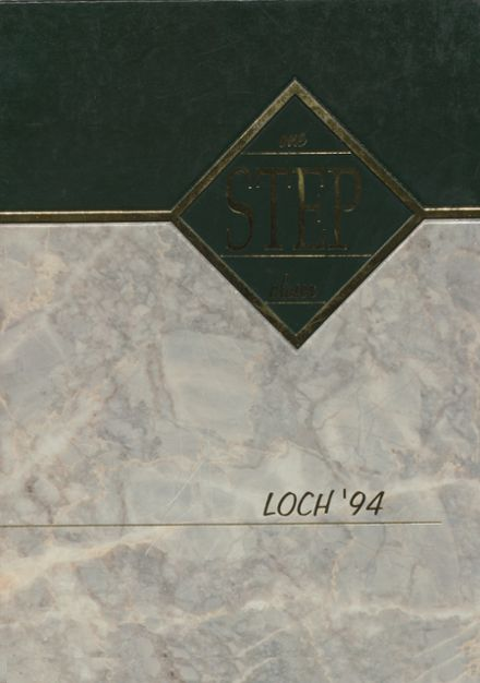 1994 Shorecrest High School Yearbook Cover