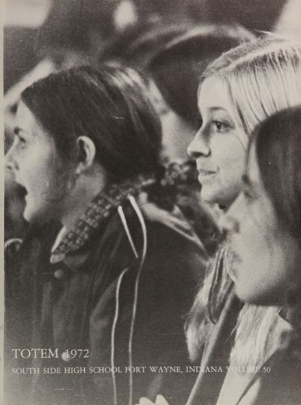 1972 South Side High School Yearbook Page 5