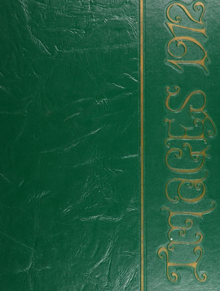 1972 Buckley High School Yearbook Cover