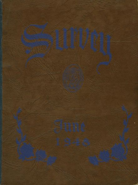 1948 Frederick Douglass High School 450 Yearbook Cover