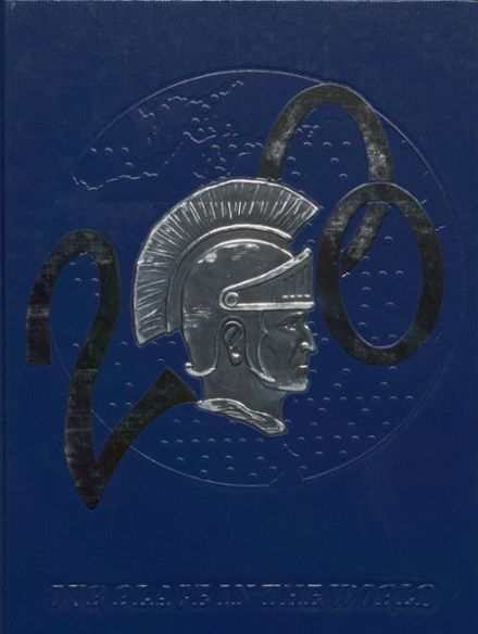 2000 Broome High School Yearbook Cover