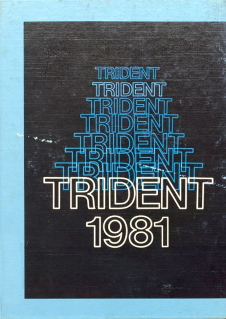 1981 West Lafayette High School Yearbook Cover