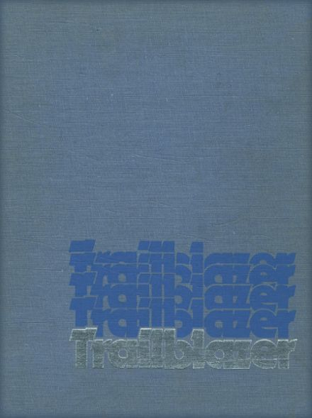1974 Anthony Wayne High School Yearbook Cover
