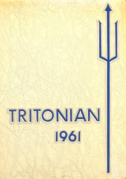 1961 Triton Regional High School Yearbook Page 1