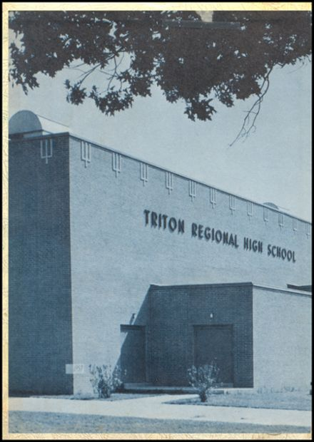 1961 Triton Regional High School Yearbook Page 2