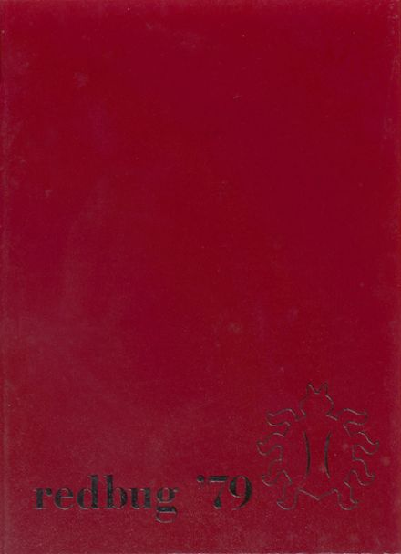 1979 Fordyce High School Yearbook Cover
