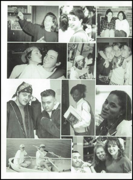 1995 Middletown High School Yearbook Page 6
