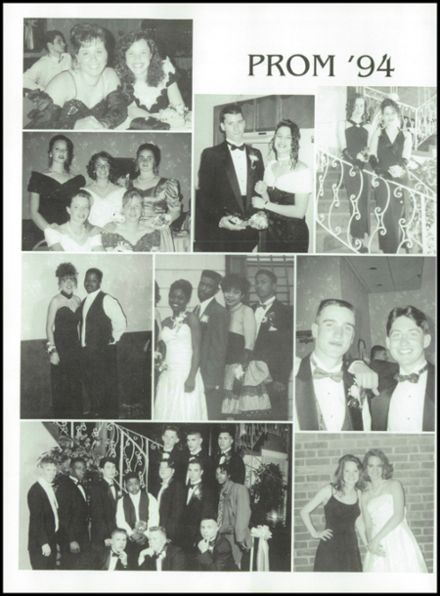 1995 Middletown High School Yearbook Page 8