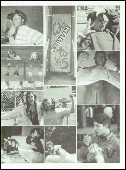 1995 Middletown High School Yearbook Page 9