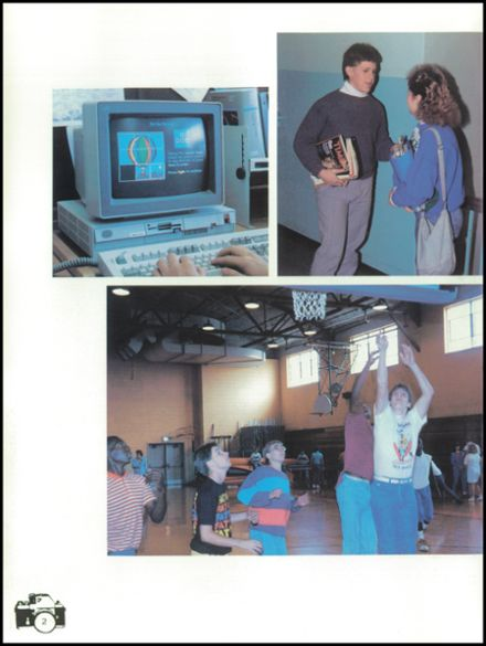 1988 Elida High School Yearbook Page 6