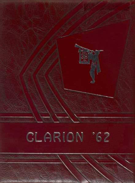 1962 Westford Academy Yearbook Cover