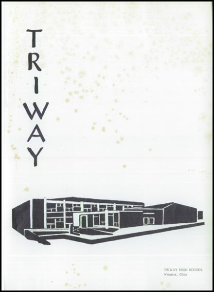 1964 Triway High School Yearbook Page 5