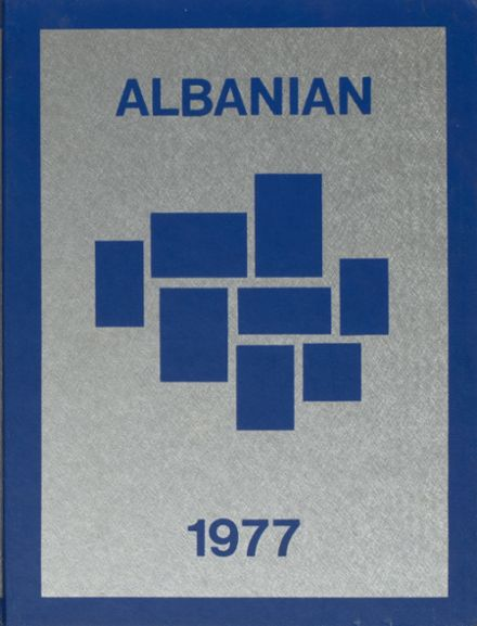 1977 St. Albans High School Yearbook Cover