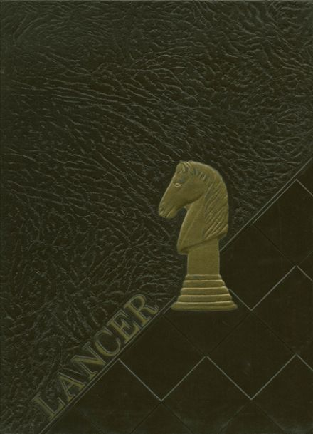 1971 Kimball High School Yearbook Cover