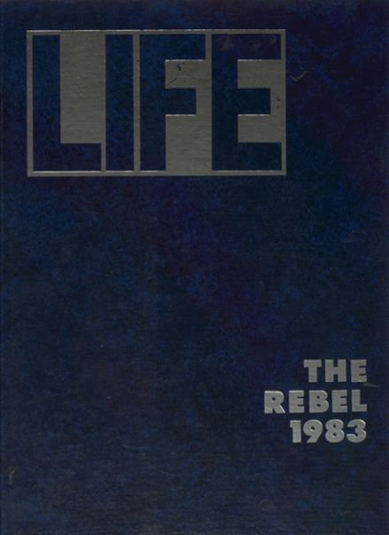 1983 Franklin Road Academy Yearbook Cover