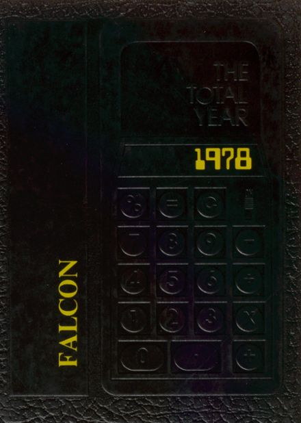 1978 Louisa-Muscatine High School Yearbook Cover