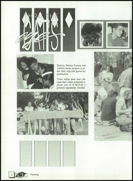 1994 St. Martinville High School Yearbook Page 6
