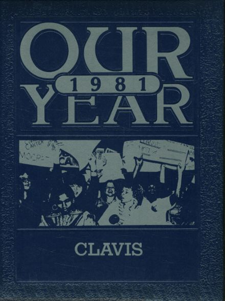 1981 Florence Township Memorial High School Yearbook Cover