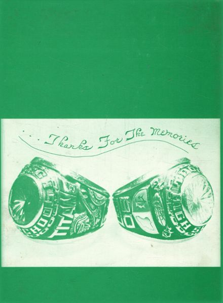 1980 Arsenal Technical High School 716 Yearbook Cover