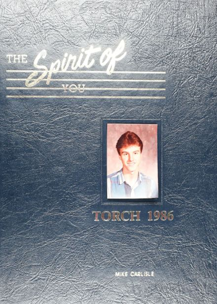 1986 W.W. Samuell High School Yearbook Cover