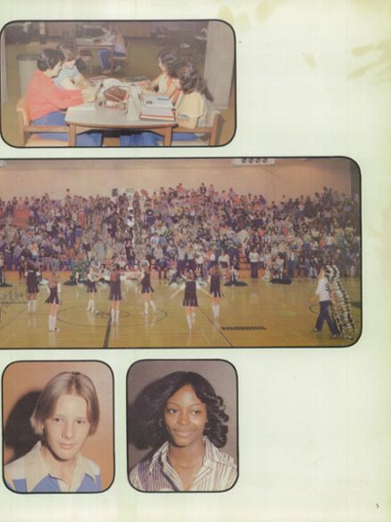 1978 Waxahachie High School Yearbook Page 9