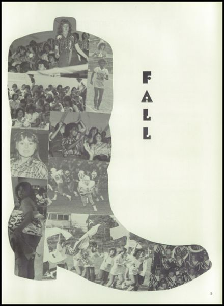 1992 Westwood High School Yearbook Page 9